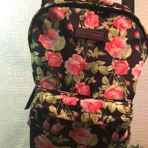 In new condition BETSEY Johnson backpack
